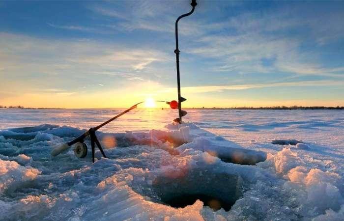 Зимняя рыбалка на Десне 2021