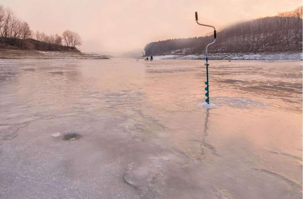Рыбалка на заливе Десенка 2021