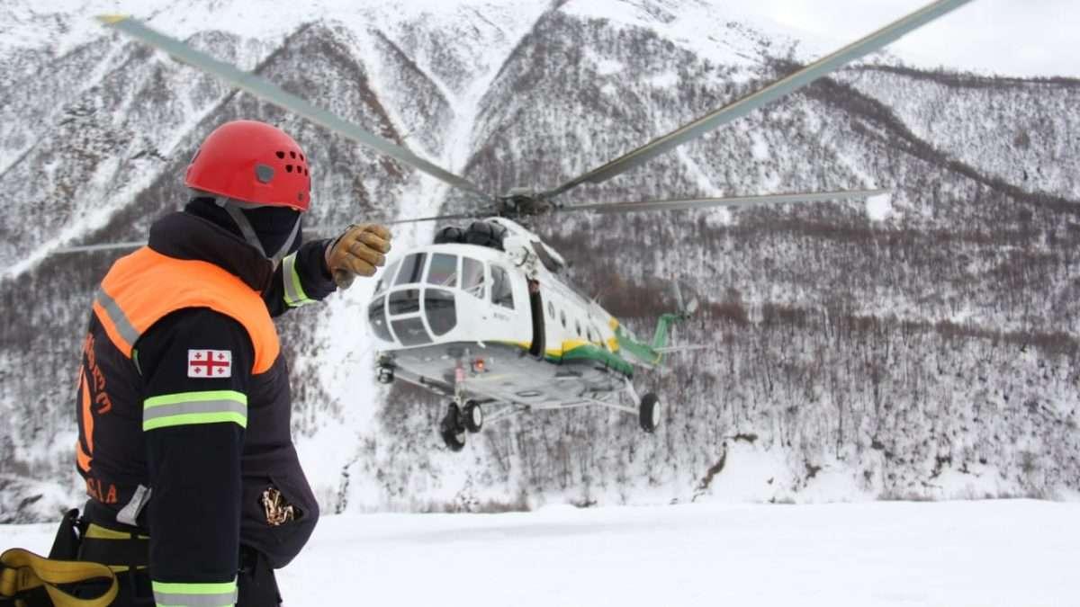 Рыбацкая история №4 – эвакуация вертолетом
