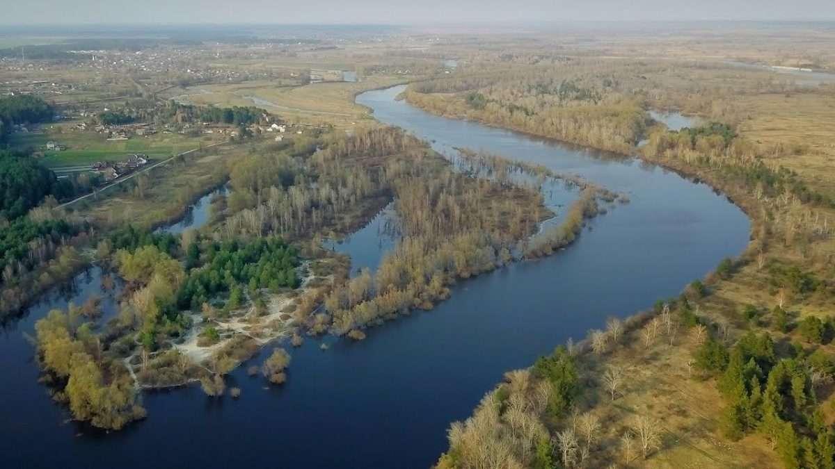 Река Десна – информация о реке