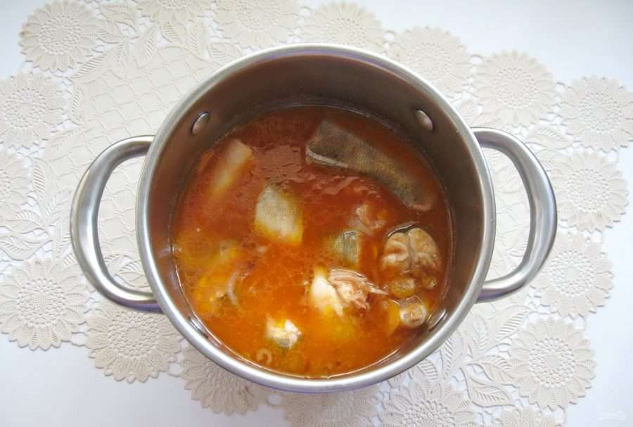 sudak v tomatnom souse 2