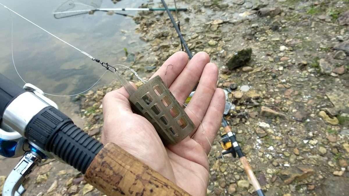 Что такое фидерная рыбалка?